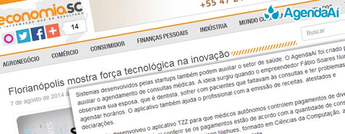 Florianópolis mostra força tecnológica na inovação