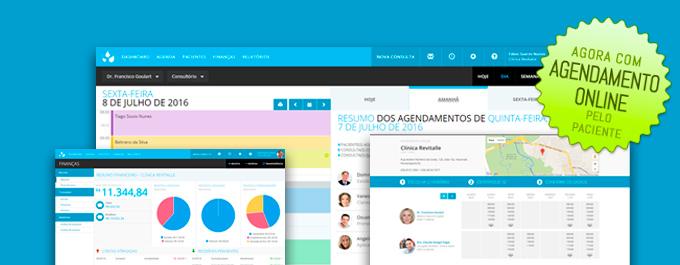 Sistema de gestão clínica AgendaAí: nova versão, ainda melhor e mais completo