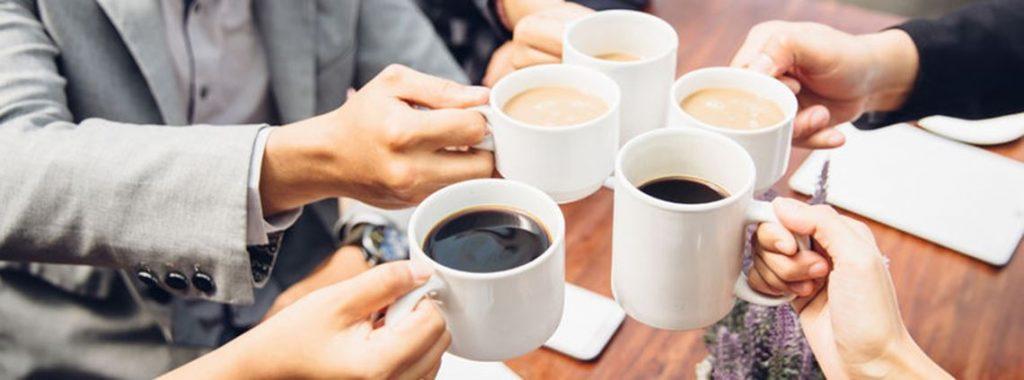 café aumenta a produtividade