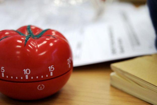 método pomodoro pode ajudar