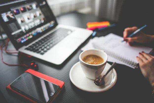 substituir a agenda de papel pela agenda online