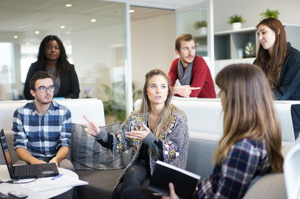 estratégias para melhorar seu ambiente de trabalho